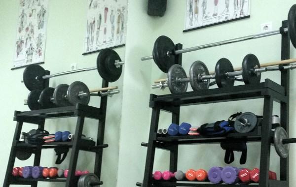 Efkinisis – ΕΥ ΚΙΝΗΣΙΣ Γυμναστήριο Βάρη
